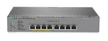HPE 1820 8G PoE+ (65W) Switch ( Ports 1 thru 4 are POE+)