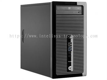 HP ProDesk 400 G1 Microtower PC