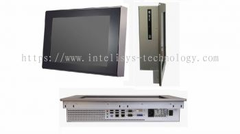 IPPC-1700-RE 17-INCH IP65-RATED PANEL PC