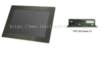 IPPC19B9-RE 19-INCH MODULARIZED PANEL PC