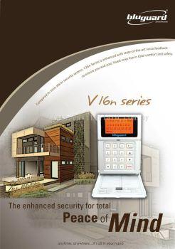 Bluguard V16N Alarm System