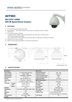 AV TECH - AVT583