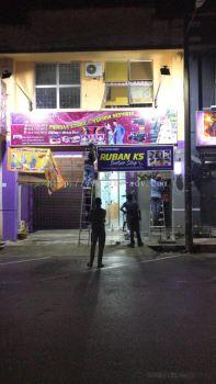 Ruban Ks Light Box Signboard