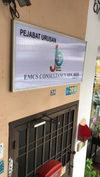 EMCS CONSULTANCY SDN. BHD. Polycarbonate Signage