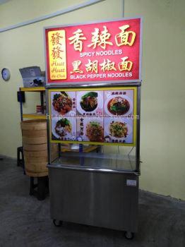 Huat Huat Ho Chiak Light Box Signboard