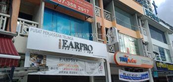 EARPRO Aluminium Box Up With Backlight Signboard