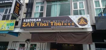 ZAB THAI THAI Lightbox Signboard