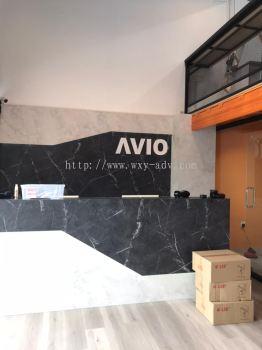 AVIO Acrylic Signage