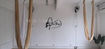 Yee Yoga Acrylic Signage