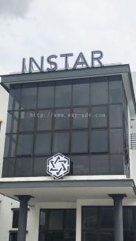 INSTAR Aluminium Box Up Signboard