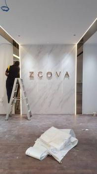 ZCOVA STIANLESS STEEL BOX UP
