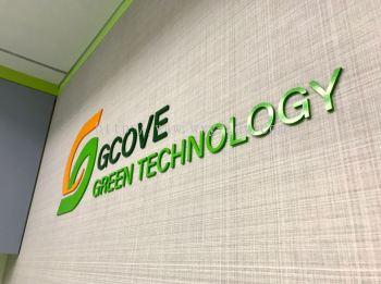 GCOVE GREEN TECHNOLOGY Acrylic Signage