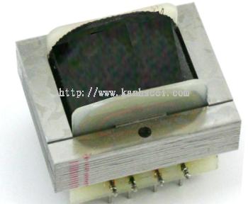 Nickel alloy transformer