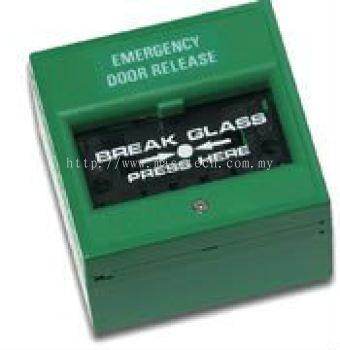 Emergency Door Relese-Green