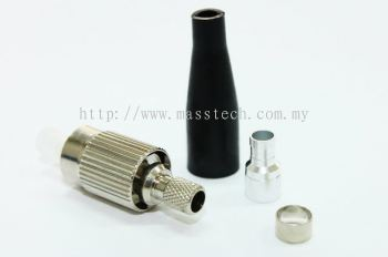 FC CONNECTOR 3MM SM/MM
