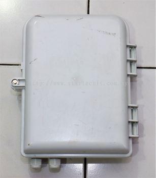 Indoor/Outdoor lockable Wall Box 16 port