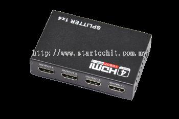 CONVERTOR HDMI 1x4 SPLITTER