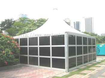 Modular Aluminium Air-Cond Tent