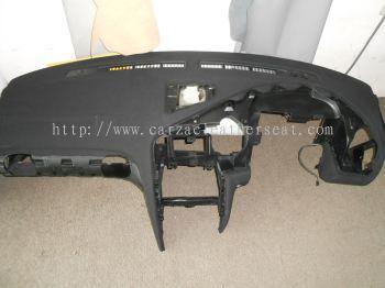 NISSAN GTR R35 DASHBOARD REPLACE ALCANTARA LEATHER