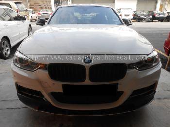 BMW F30 INTERIOR DESIGN