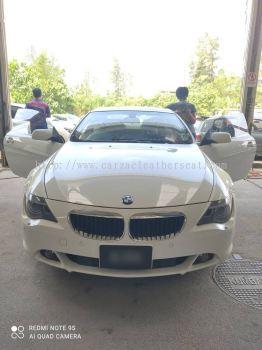 BMW 630I DASHBOARD REPLACE