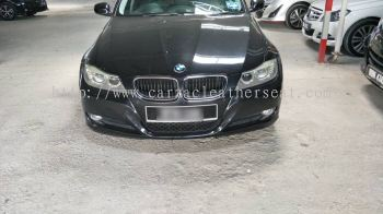 BMW 323I  DOOR PANEL HANDLE REPLACE SYNTHETIC LEATHER