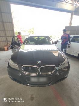 BMW 320I ROOF LINER COVER REPLACE