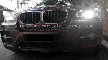 BMW X6 HANDEL WRAPPING NAPPA LEATHER