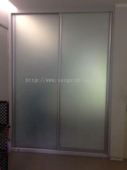 3) Mirrored Door (After)