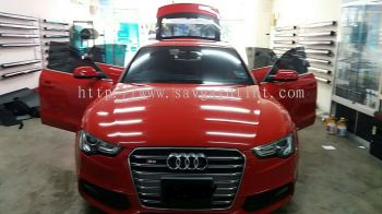 Audi A5 - Kereta Tinted