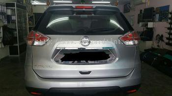 2) Nissan X-Trail Kerata Tinted