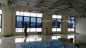 3) Office Tinting Silver Grey Film