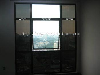 Apartment Black Tinting Film
