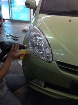 Myvi - Car HeadLamp Tinted
