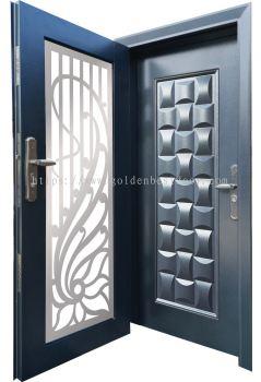 Home Security Door