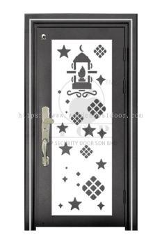 Muslim Security Door