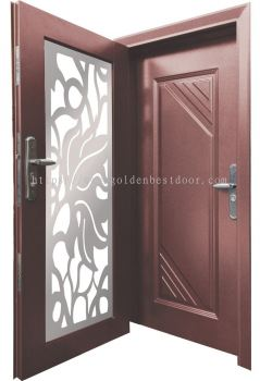 Solid Safety Door Malaysia