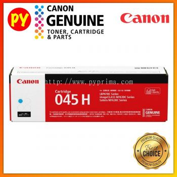 Canon Cartridge 045H Cyan Original Laser Toner for printer LBP611CN /LBP613cdw /LBP631cn /MF633cdw