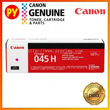 Canon Cartridge 045H Magenta Original Laser Toner for printer LBP611CN /LBP613cdw /LBP631cn/MF633cdw