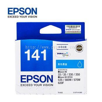 Epson 141 / T1412 Cyan Ink