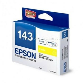 Epson 143 / T1434 Yellow Ink