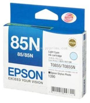 Epson 85 / T0855 Light Cyan Ink