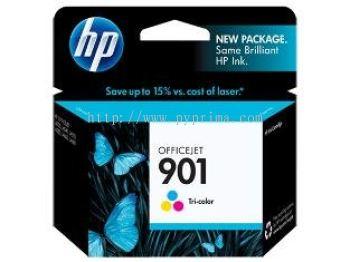 HP 901C - CC656AA Color Ink