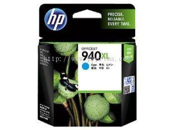 HP 940XL - C4907A XL Cyan Ink
