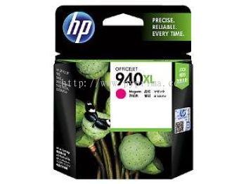 HP 940XL - C4908A XL Magenta Ink