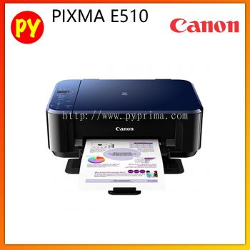 Canon Pixma E510 - Color (Print/Scan/Copy)