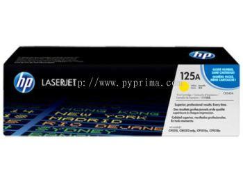 HP 125A - CB542A Yellow Toner