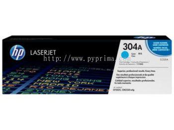 HP 304A - CC531A Cyan Toner