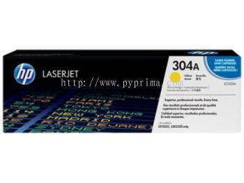 HP 304A - CC532A Yellow Toner