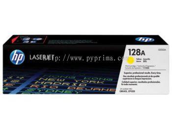 HP 128A - CE322A Yellow Toner